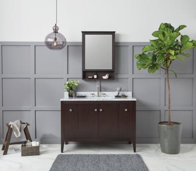 HOW TO COORDINATE YOUR PERFECT BATHROOM